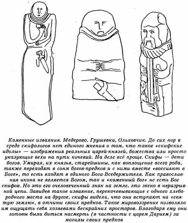 1. Великая Скифия и окружающий мир / Евразийская империя ... скотий