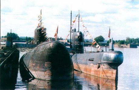 что за подводная лодка в тольятти