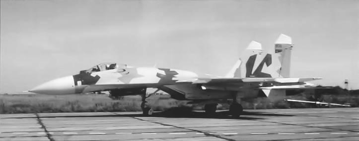 Успехи применения Эфиопией Су-27 подтолкнули Эритрею закупить после войны истребители такого же тип