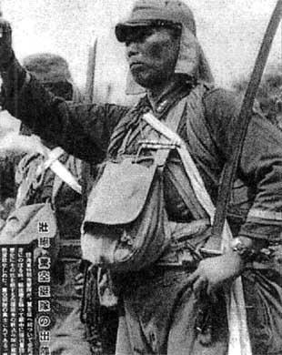 фото японских солдат 2 мировой